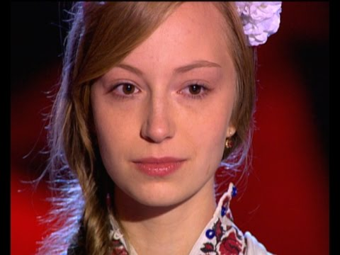 Дарина Степанюк Пливе кача - Голос Страны - Выбор вслепую - Сезон 5