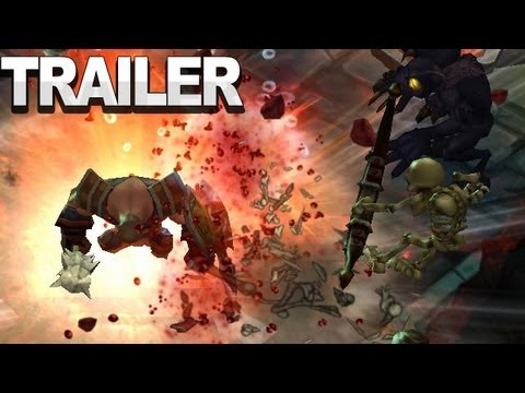 Torchlight II - Pets Trailer