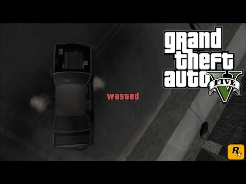 GTA V Wasted and Busted Sound [CLEO]