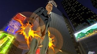 "Ultimate SpiderMan Part 5 HD - The Pursuit & ""MINE"" (Electro)"