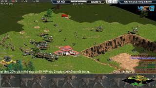 AOE || 4vs4 | Hà Nội vs GameTv, 7/9/2017