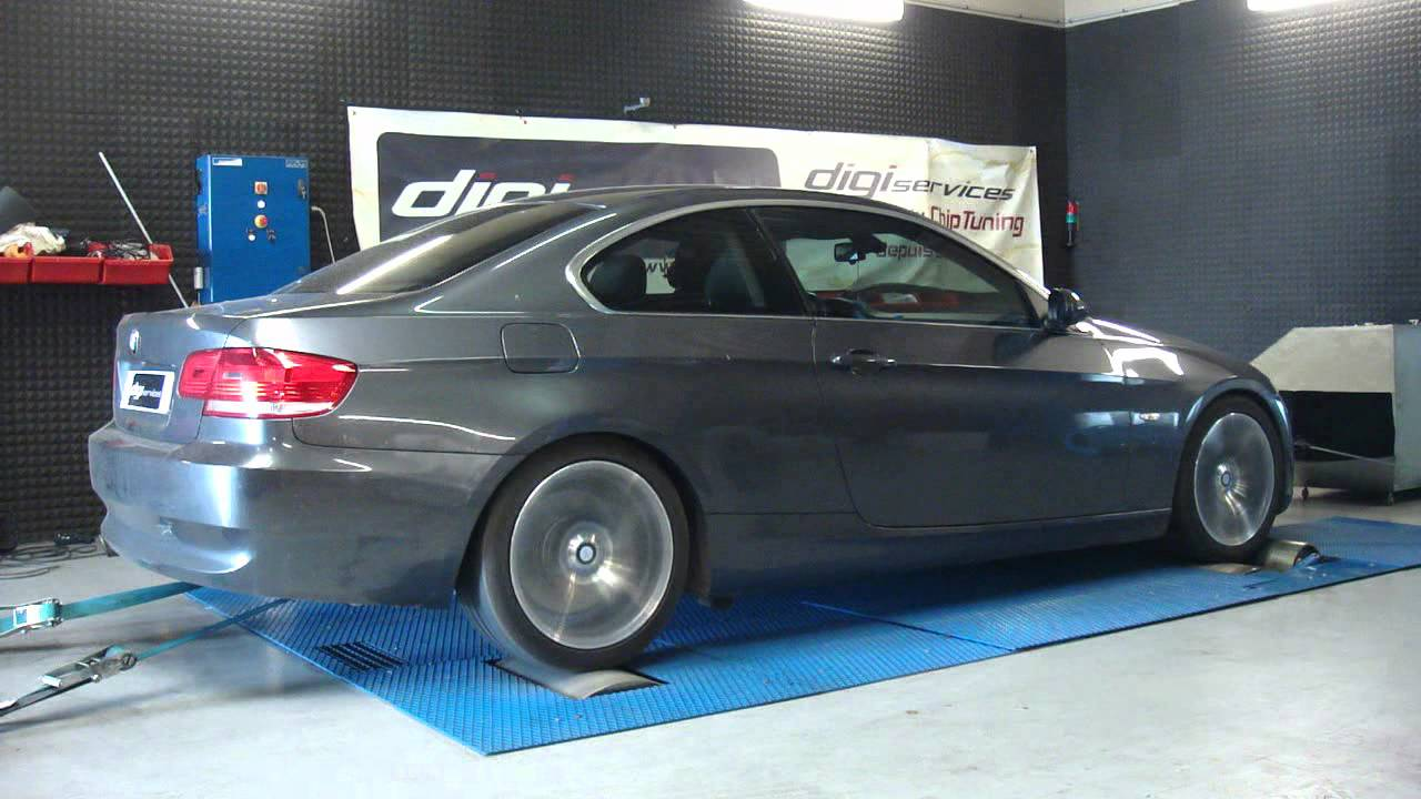 reprogrammation moteur bmw 330d 235cv defap 294cv dyno digiservices youtube. Black Bedroom Furniture Sets. Home Design Ideas