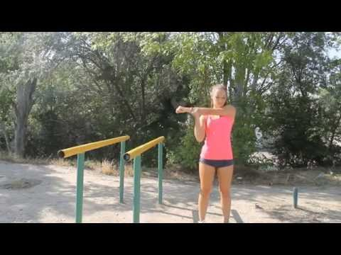 Спортивные девушки делают так - мотивация к занятию спортом.