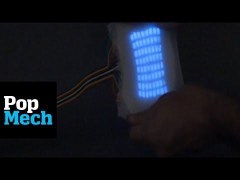 Stretchy Octopus Skin | PopMech
