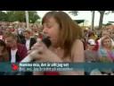 AMY DIAMOND - Allsång på Skansen - Mamma Mia