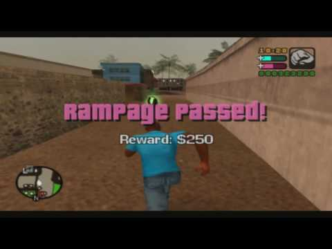 GTA Vice City Stories - Rampages