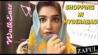 SHOPPING IN HYDERABAD, PAKISTAN | VLOG | Day in My Life