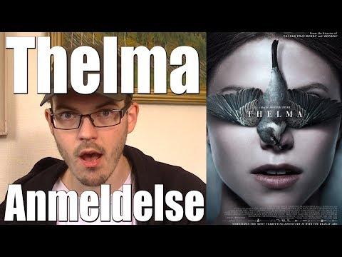 Thelma 2017 Review Filmanmeldelse Spoilerfri