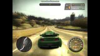 Need For Speed Most Wanted #2