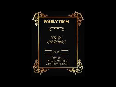 Family Team - MIX CARDAS 2019
