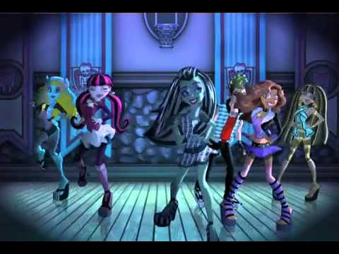 ♫ monster high music dance ♫