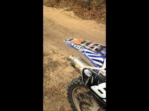 Yamaha yz250f Rev Limiter