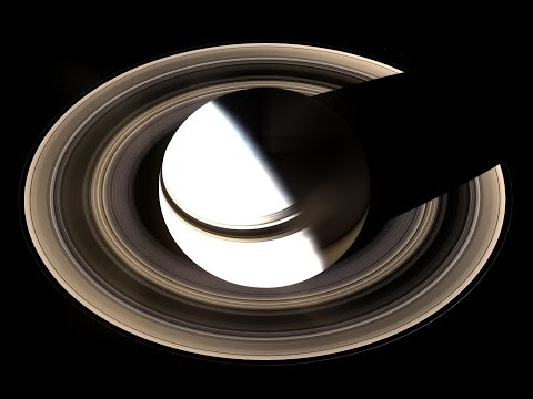 Saturn's Rings: An Accessible Astrophysical Disk - Matthew Tiscareno (SETI Talks)