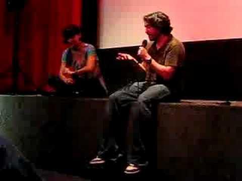 Diablo Cody Q&A Jason Reitman - Thank You for Smoking