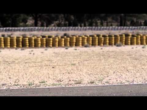 Mercedes AMG GT — трек