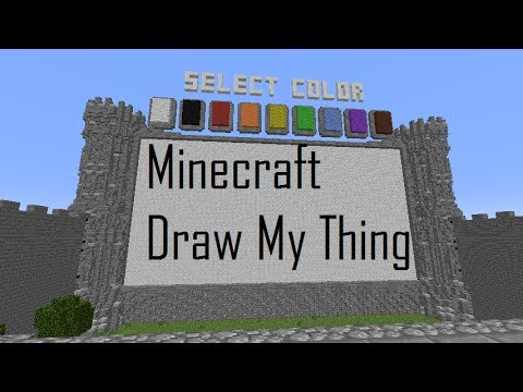 Draw my Thing Best Drawings Minecraft Draw my Thing 2