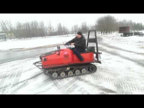 Финский вездеход TERRI 30