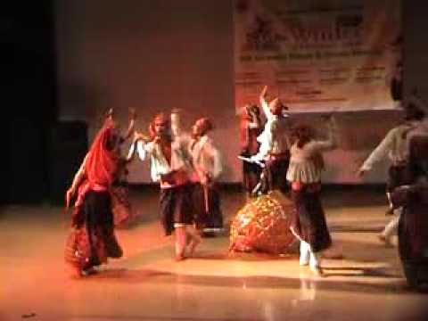 1ST PRIZE WINNER (RAAS-GARBA) OF ALL INDIA FOLK DANCE COMPETITION...