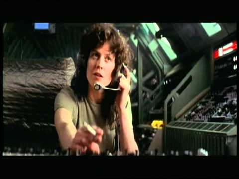 Alien Anthology - Sigourney Weaver - Screen Test: Ripley Dallas