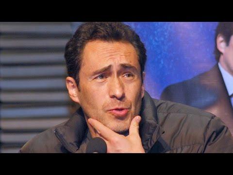 Así reaccionó Demián Bichir al ser cuestionado sobre Kate del Castillo