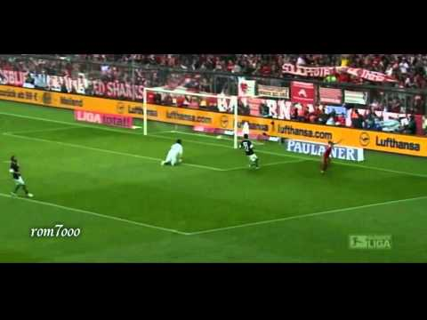 Arjen Robben Super Skills 2009   2012 New HD