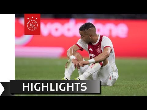 Highlights Ajax - OGC Nice