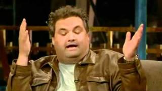 Artie Lange on Joe Buck Live (FULL INTERVIEW) PT1