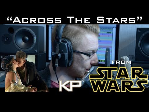 Across The Stars Love Theme  Kyle Pickard Flute  Star Wars Attack of the Clones