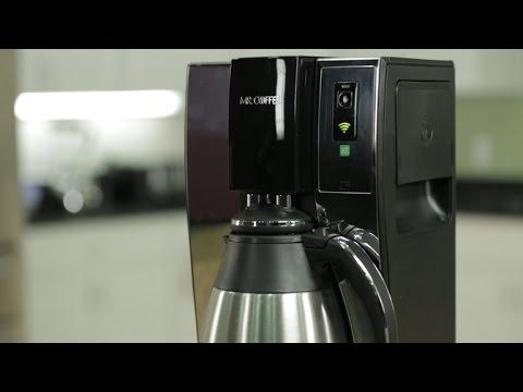 Mr. Coffee gains some smart home skills