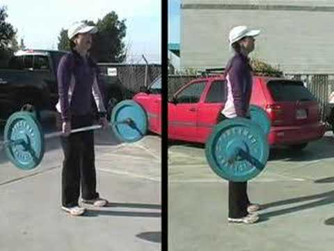 Crossfit Deadlift Intro Image 1