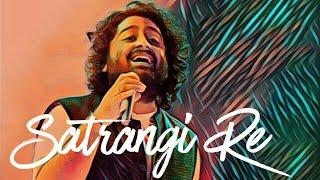satrangi re   Mashup   Arijit Singh live