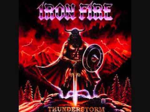Iron Fire - Riding Free
