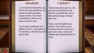 #BIBLIA HABLADA EL APOCALIPSIS DE SAN JUAN LIBRO COMPLETO