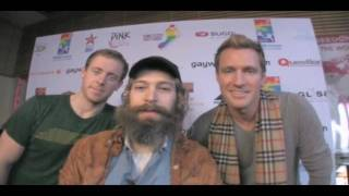 OlympicsOrBust 16: Interview with Matisyahu