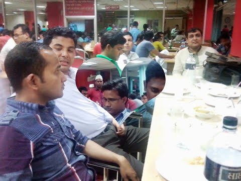 Iftar party @ Hotel Star Kabab, Dhaka