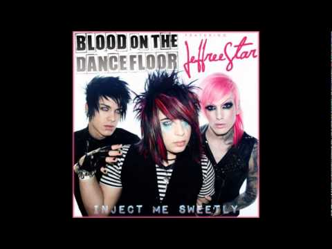 Inject Me Sweetly - Blood On The Dance Floor (Feat. Jeffree Star) LYRICS