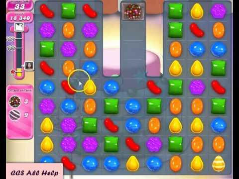 Candy Crush Saga Level 208 NEW VERSION - YouTube