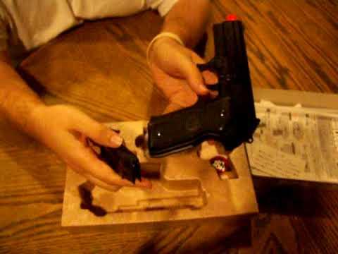 Tokyo Marui Cougar G m8000 airsoft pistol cheap on ebay.MOV