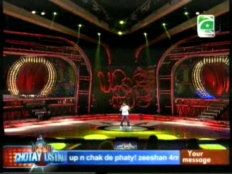 Chhote Ustaad 2010 - 7th August - Prem Piyala Pee Aya by Shyamantan...