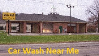 Car Wash Near Me