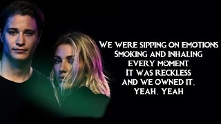 Kygo ft Ellie Goulding first time lyrics