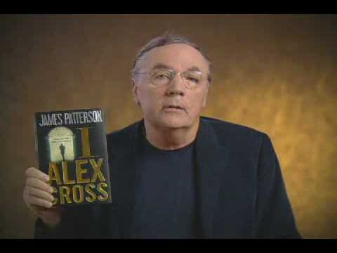 HIlarious James Patterson commercial for new book