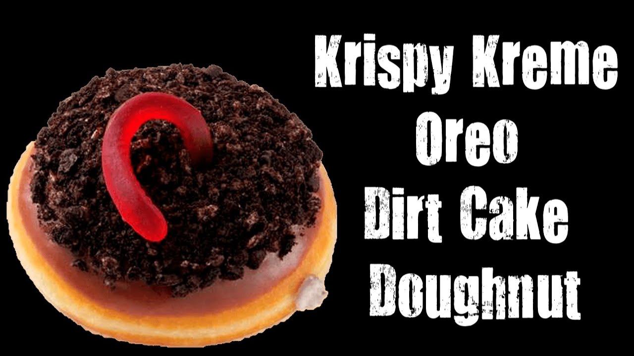 Krispy Kreme Oreo Doughnut Recipe Carbs Krispy Kreme Oreo Dirt