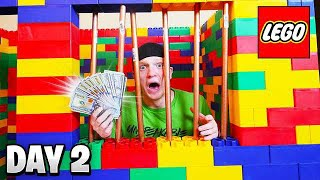 FIRST TO ESCAPE LEGO PRISON WINS $10,000!