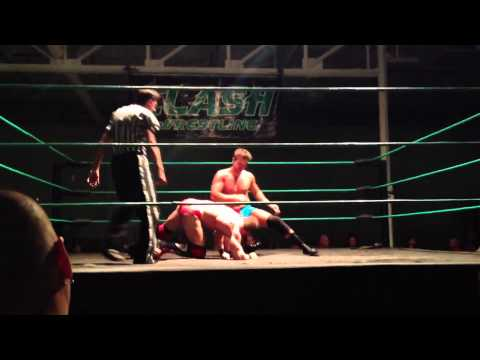 CLASH Wrestling Age Of Allegiance 2012 Petey Williams vs Ace High Cameron Skyy