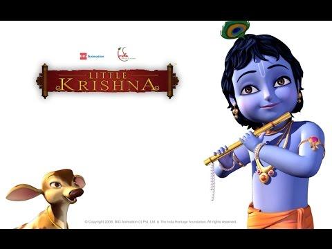 Veer yoddha: Little Krishna Hindi Film Trilogy DVD 2