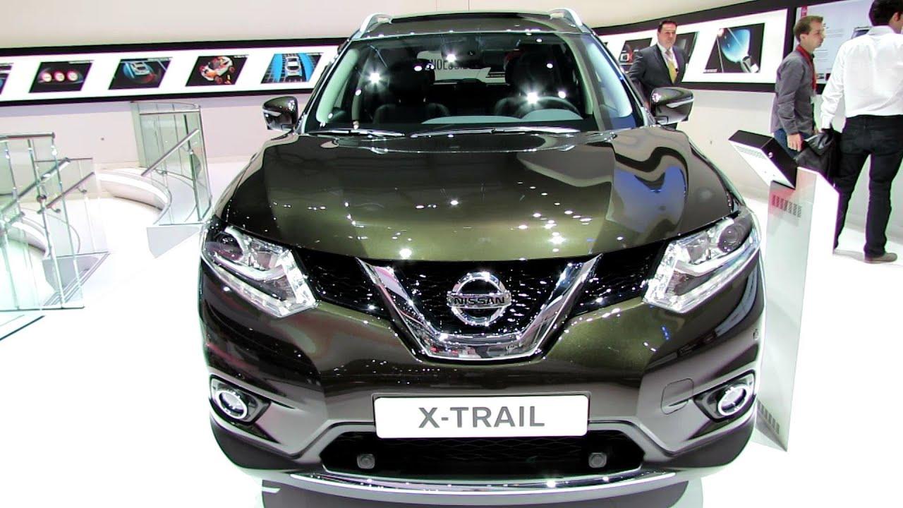 Novita Nissan 2015 2015 Nissan X-trail Diesel