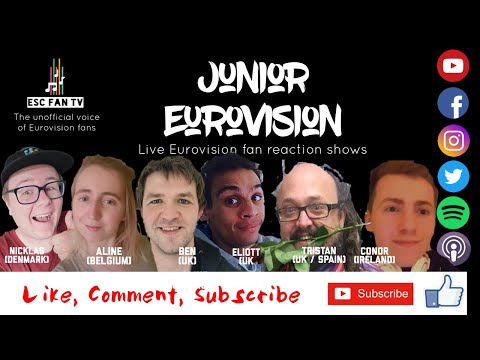 Junior Eurovision 2019 LIVE Panel Preview Show |  #UKRAINE, #ARMENIA, #WALES & MORE