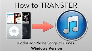 download lagu How To Transfer From Ipod To Itunes Windows gratis