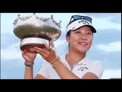 Lydia Ko World number one wins New Zealand Open